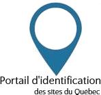 Logo de Portail d'identification des sites du Québec